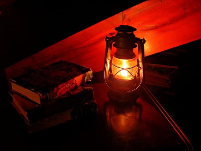 Kerasinovaya lampa