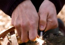 Из чего сделать огниво в домашних условиях