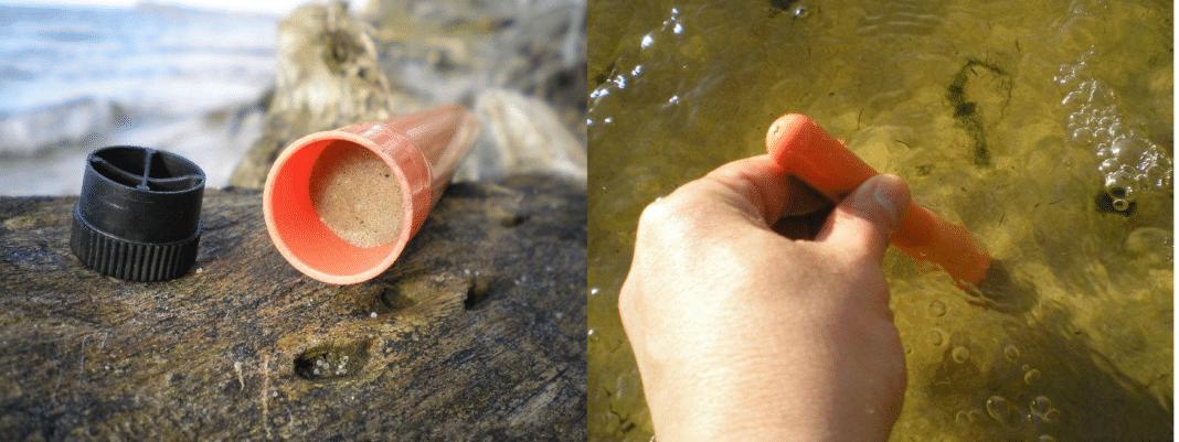 Как очистить воду в лесу