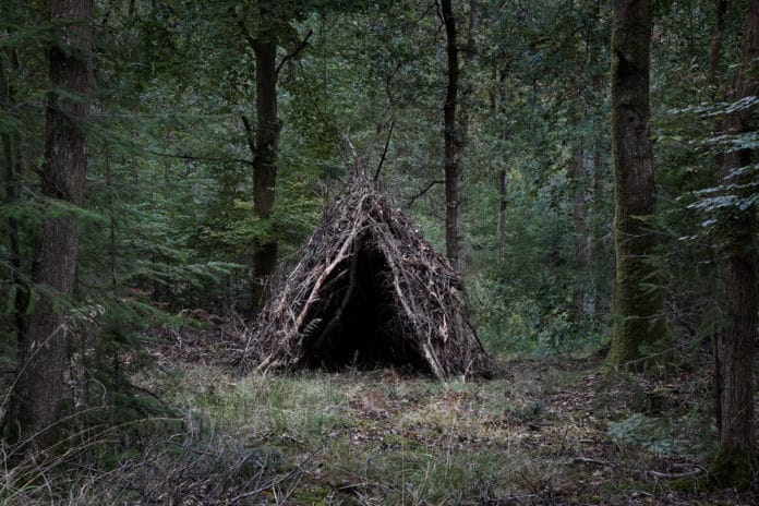 kak postroit shalash v lesu