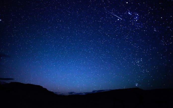 Ориентирование на местности по звездам