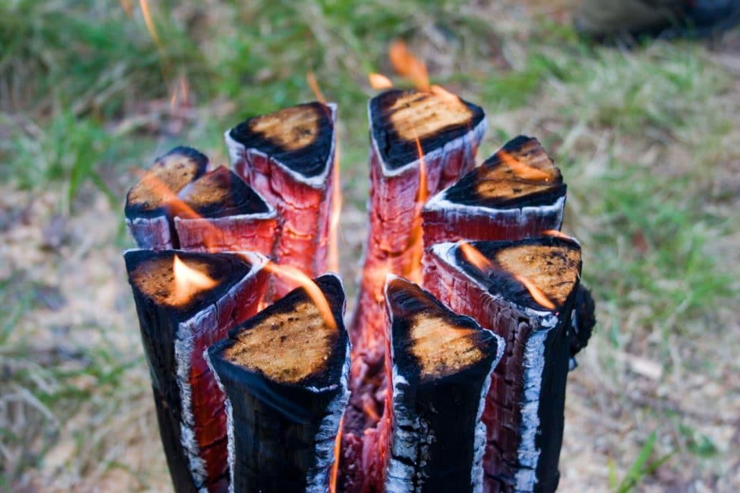 Как сделать финскою свечадля готовки еды - фото.