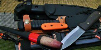 Какой нож лучше для выживания