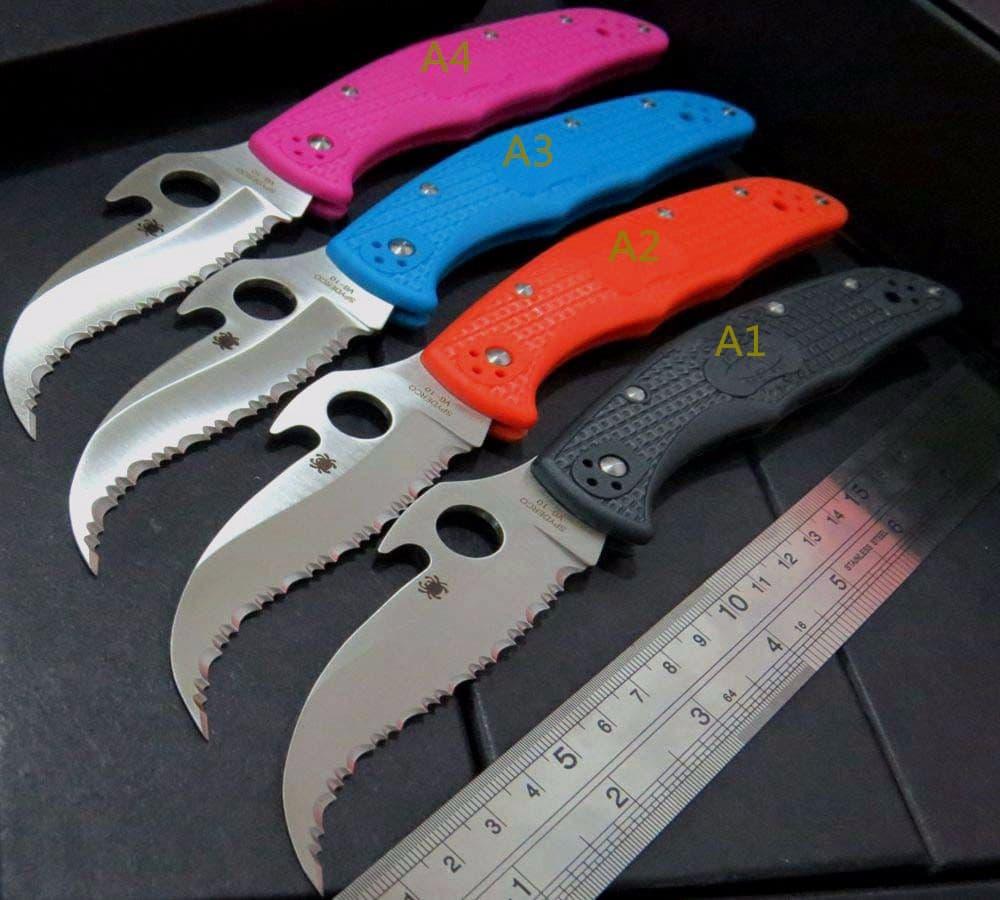 Лучшие складные ножи для выживания
