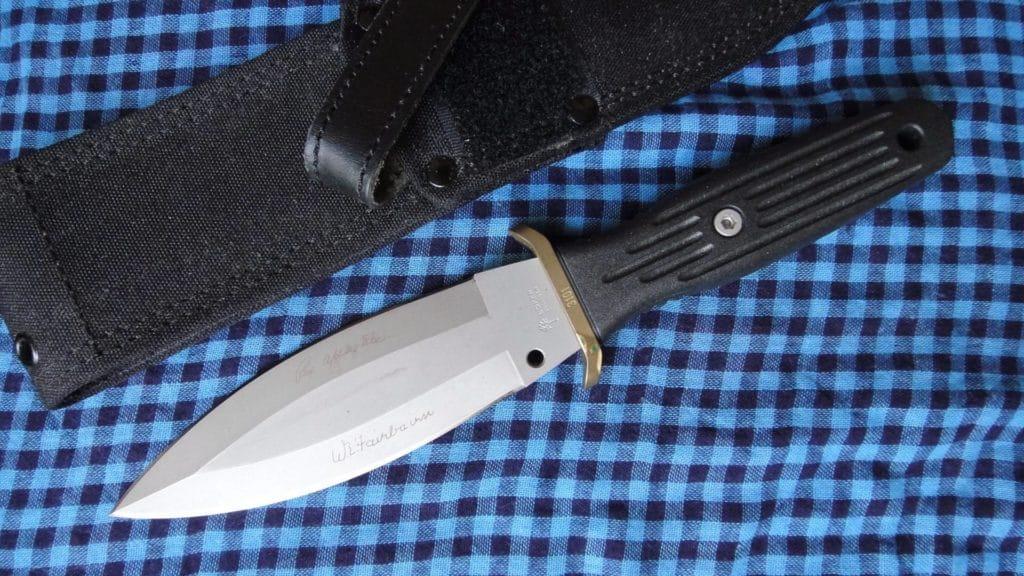 Марки стали для ножей
