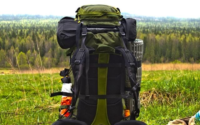 рюкзак для похода в лес