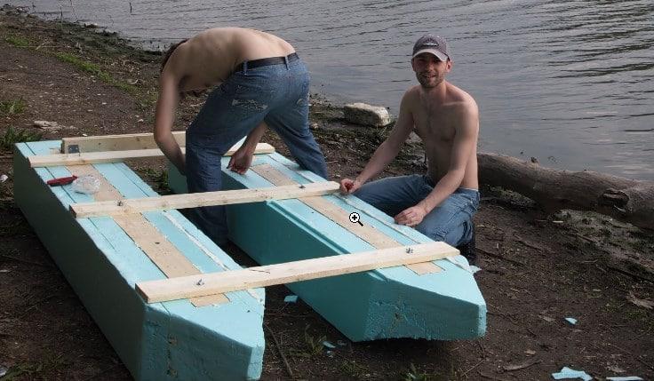 Прикормочный кораблик своими руками - Самоделки для рыбалки своими руками