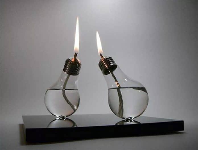 Масляные лампы