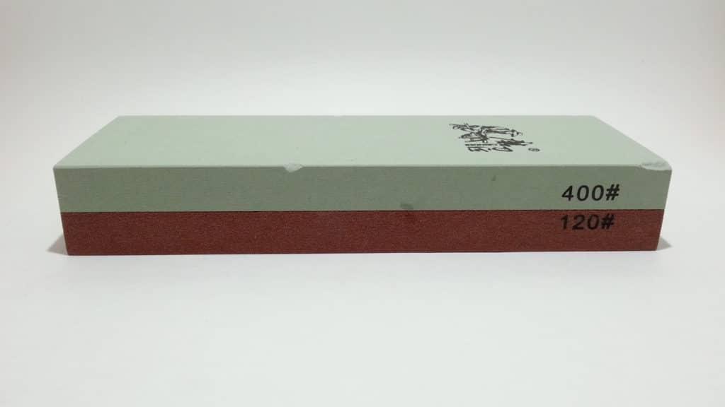 Шлифовальная и заточная стороны точильного камня