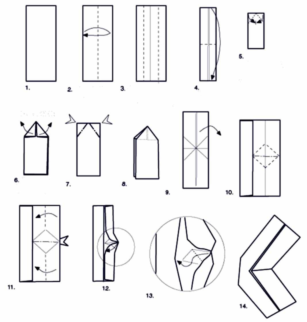 Как сделать чертеж бумеранга
