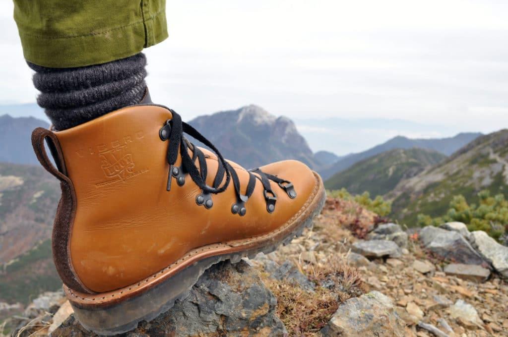 Специализированная обувь для походов