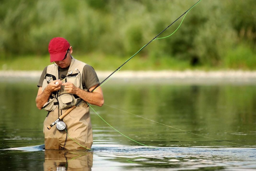 спецодежда для летней рыбалки