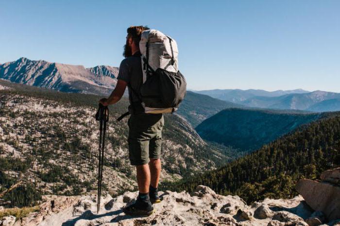 Как уложить рюкзак для похода