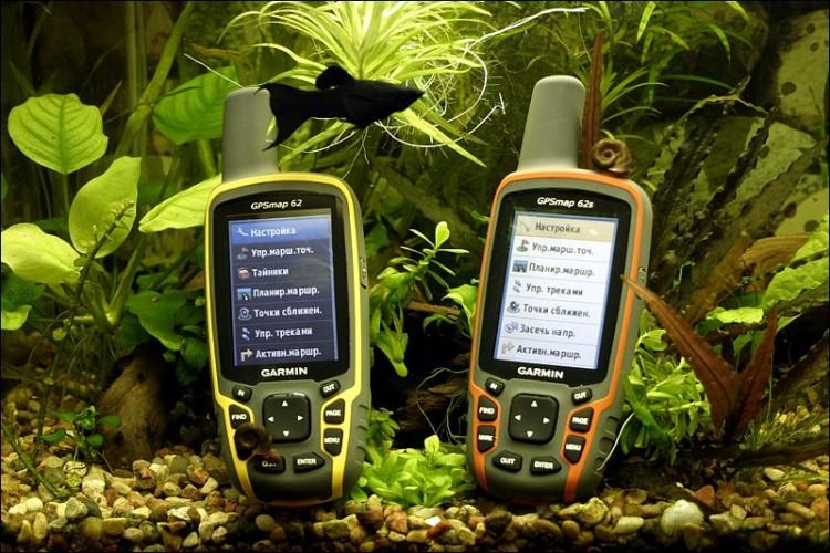 навигаторы для похода в лес