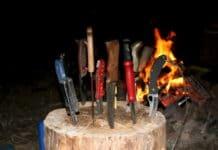 Нож для похода