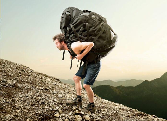 как отрегулировать лямки рюкзака