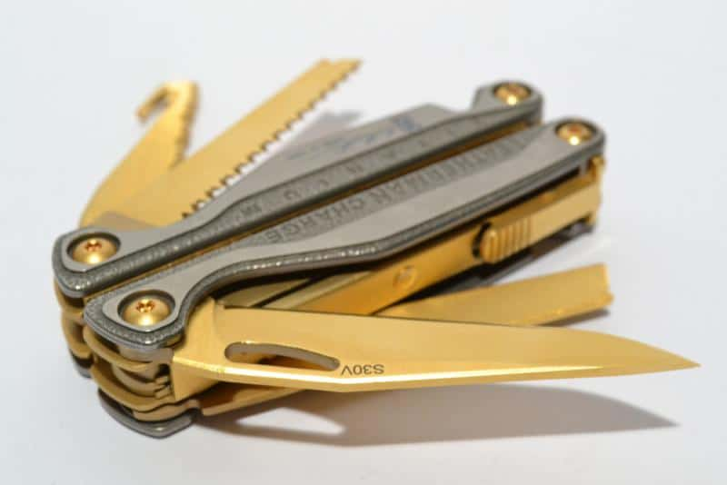 Нож Leatherman Charge TTI