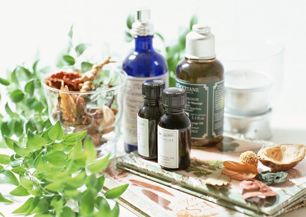 Эфирные масла являются эффективным средством при укусах комаров