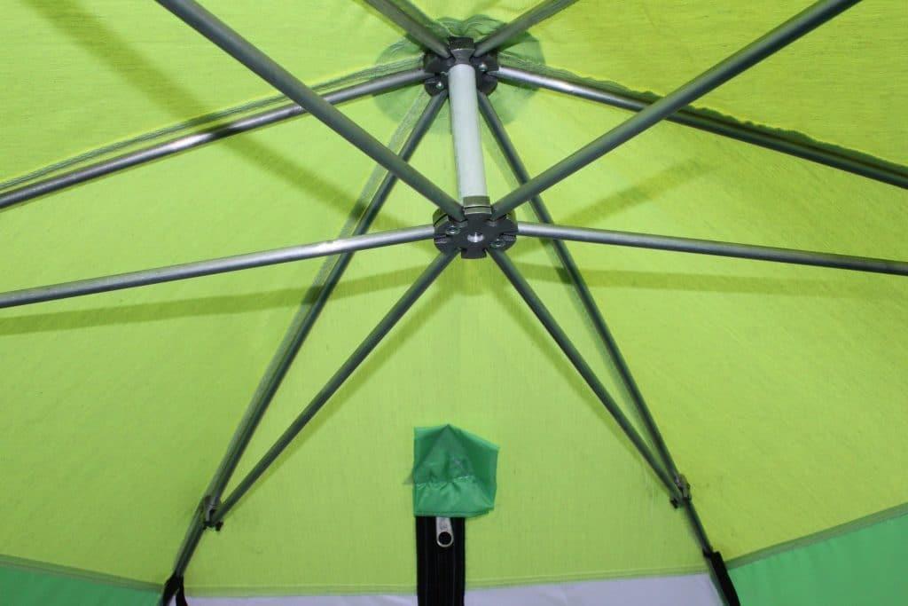 """Конструкция палатки """"Зонт"""""""