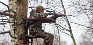 тристенд для охоты