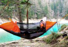 Гамак-палатка