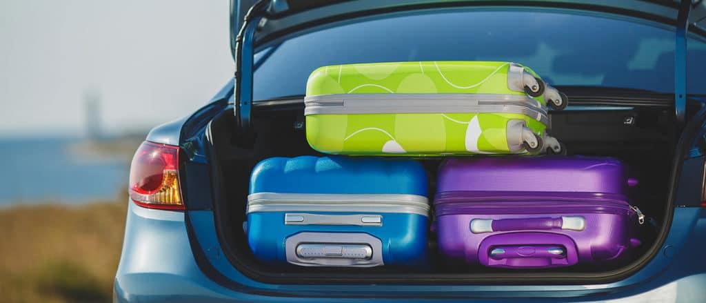Собираем чемоданы для всей семьи на дальнее расстояние