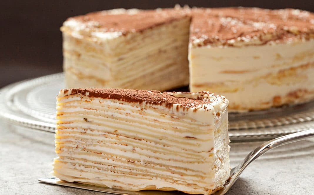 Походный торт