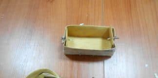 Ложка из бересты