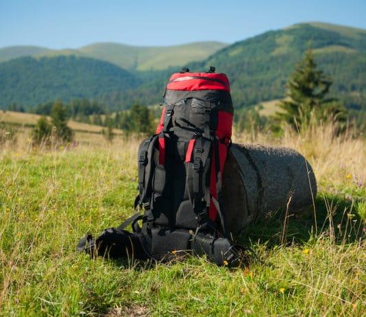 Как правильно постирать туристический рюкзак
