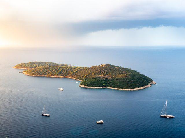 океан острова