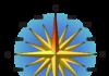 kompas storony sveta oboznacheniya kak opredelit storony sveta po kompasu